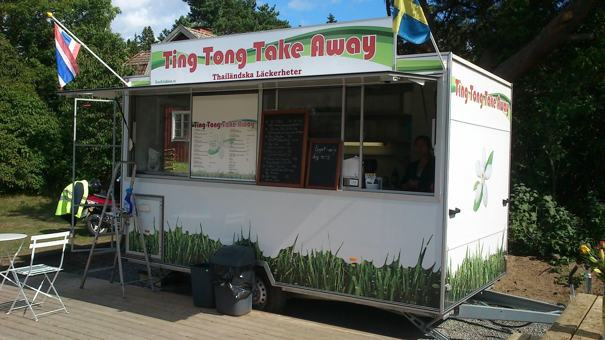Ting Tong Takeaway Blidö